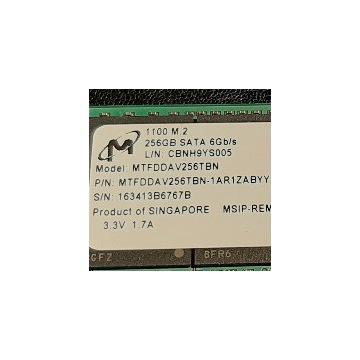 Dysk SSD Micron 1100 256 GB M.2 MTFDDAV256TBN