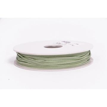 Sznurek sutasz PEGA, 3 mm, 2 m, zielony