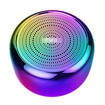 Mifa głośnik bluetooth 4.2 aluminiowy dźwięk 360st