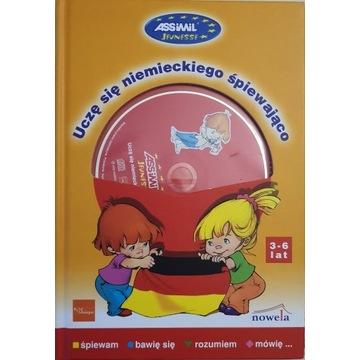 Uczę się niemieckiego śpiewająco