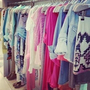 paka ubrań H&M, tally wejl, atmosphere, amisu