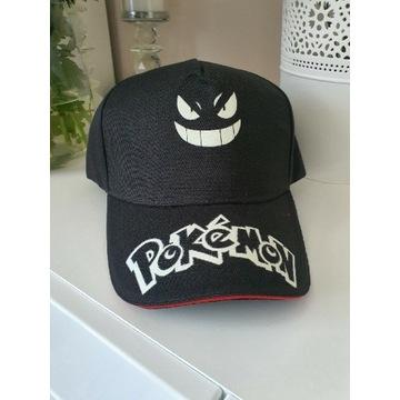 Czapka z daszkiem Pokemon ŚWIECI W CIEMNOŚCI HIT!