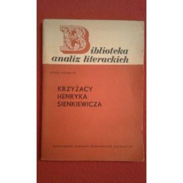 Krzyżacy Henryka Sienkiewicza - Anna Habryn