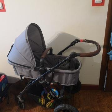 Wózek Kinderkraft Moov 3w1