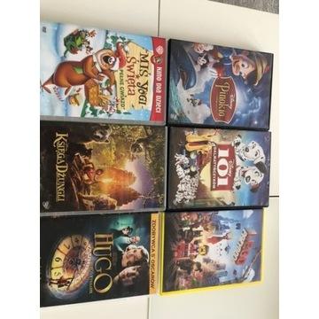 Filmy DVD dla dziecka