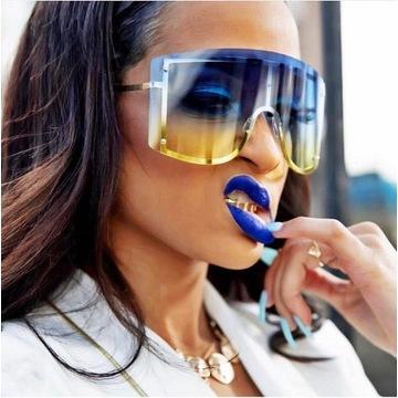 Okulary damskie GRADIENT jak $ dior la mania prada