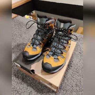 Buty górskie męskie SALOMON rozm 44 RAZ ZAŁOŻONE!