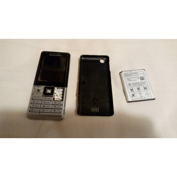 Sony Ericsson J105i Uszkodzony Nie Działa