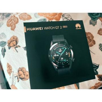 Huawei Watch GT 2 Sport 46mm Czarny-Huawei Watch