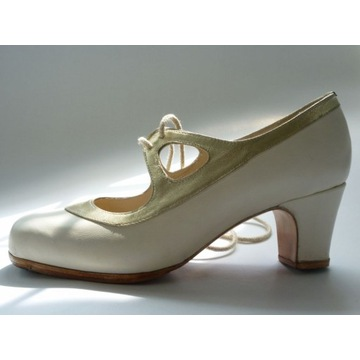 Buty do tańca flamenco CARMEN
