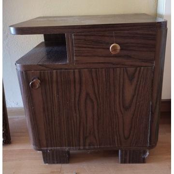 szafka nocna z szufladą stolik nocny do sypialni