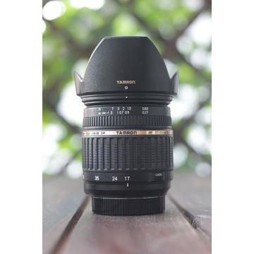 Obiektyw Tamron 17-50 Nikon, Super Stan