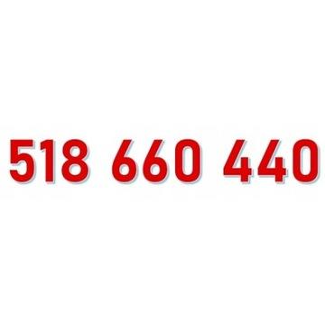 518 660 440 STARTER ORANGE ŁATWY ZŁOTY NUMER