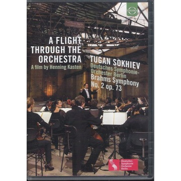 BRAHMS Symphony 2 FLIGHT THROUGH THE ORCHESTRA
