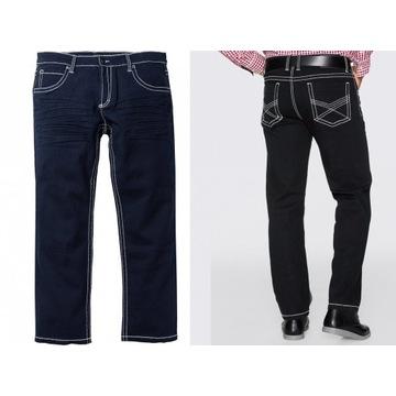 Spodnie męskie BPC  Bonprix / roz. 50 (33/32)