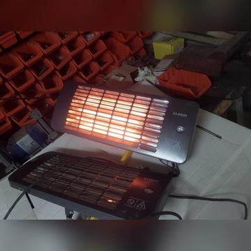 Kwarcowe promienniki podczerwieni 2x2000w