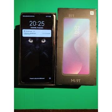 Xiaomi Mi 9T sprawny + etui + szkło