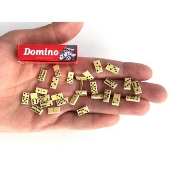 Miniaturowa gra domino dla lalek Barbie Blythe LOL