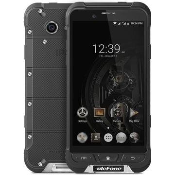Smartphon Ulefone ARMOR dark gray