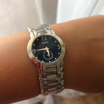 VERSACE SWISS MADE zegarek damski 100% oryginał