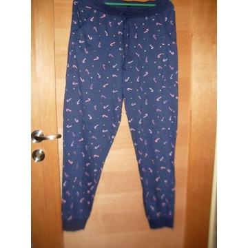 Spodnie od piżamy piżama F&F śliczne piżamowe