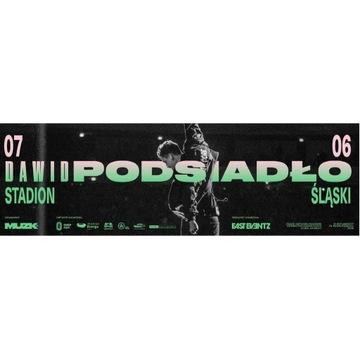 Dawid Podsiadło 2/4 bilety Chorzów, Stadion 12.06