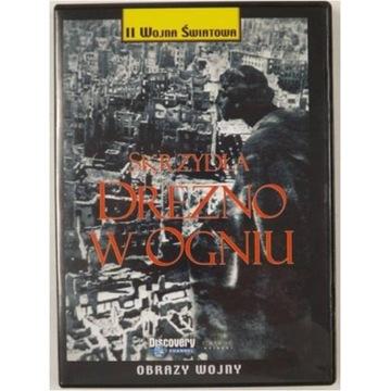 VCD Skrzydła Drezno w ogniu – Obrazy wojny