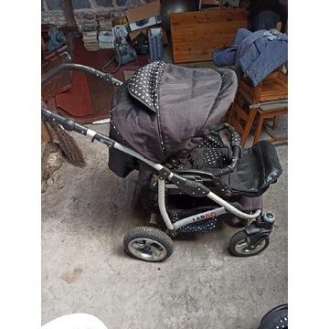 Wózek dziecięcy 3w1 LARGO