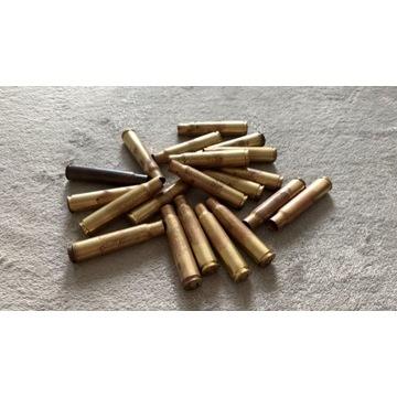 Oryginalne przedwojenne polskie łuski Mauser