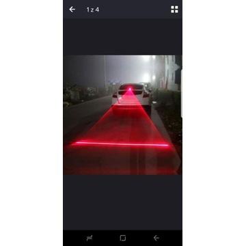 Światło stopu,przeciwmgłowe laser do auta.Tuning