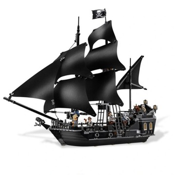 Klocki Statek Czarna Perła! Najtaniej!!!