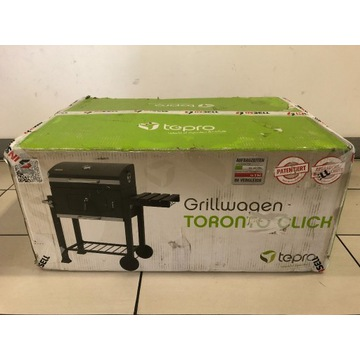 Grill TEPRO TORONTO CLICK