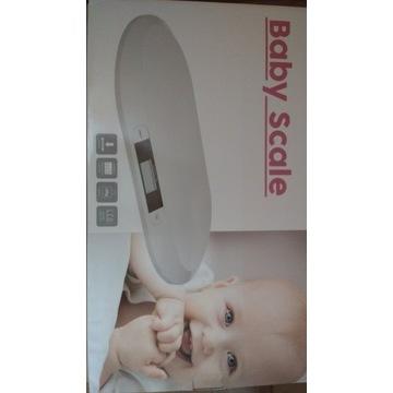 Waga dla niemowląt do 20kg