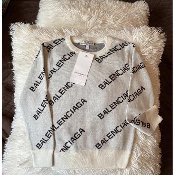 Sweterek Balenciaga r.86/92