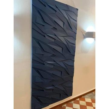 Panel gipsowy królowa lodu 100/50 loft