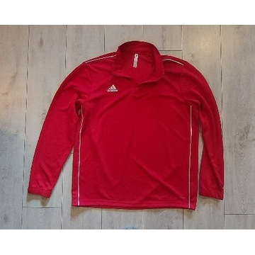 Adidas Bluza dresowa ClimaLite jak nowa XL
