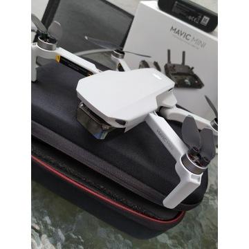Dron DJI Mavic Mini 2 baterie HUB walizka Okazja