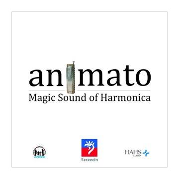 ANIMATO - MAGIC SOUND OF HARMONICA - PŁYTA [CD]