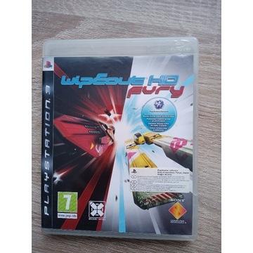 Wipeout Fury HD, Assassin's Creed II, FIFA 10