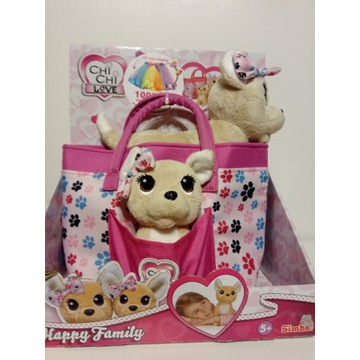 SIMBA CHI CHI LOVE DUET HAPPY FAMILY