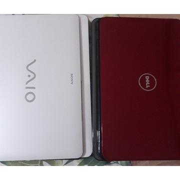 Obudowy laptop sony vaio  i del inspirion N5010