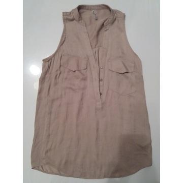 Koszula beżowa stradivarius  S 26