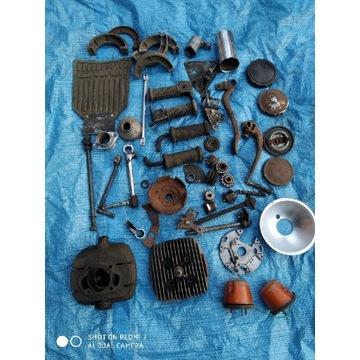 Wsk 125 SHL wfm i inne części