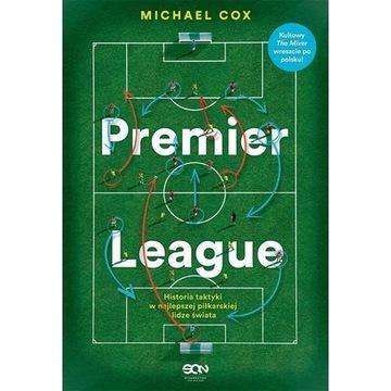 Premier League Historia taktyki. Michael Cox