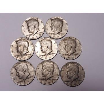 Zestaw monet po zbieraczu wyprzedaż staroci 25