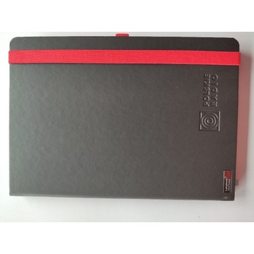 Elegancki notatnik w kratkę lanybooks