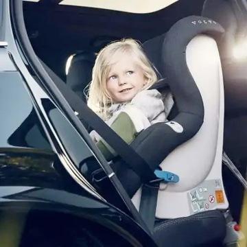 Fotelik samochodowy Volvo Britax Maxway