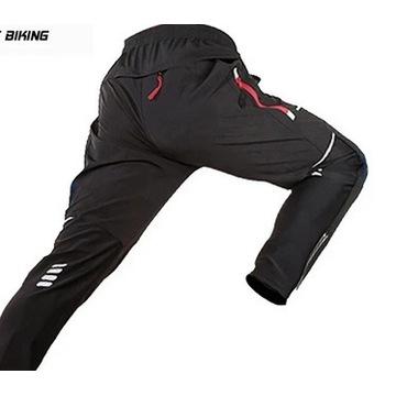 Spodnie rowerowe