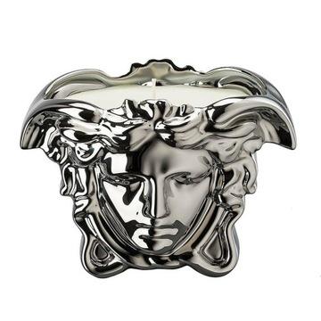 wazon 14cm ROSENTHAL VERSACE Medusa Grande Silver