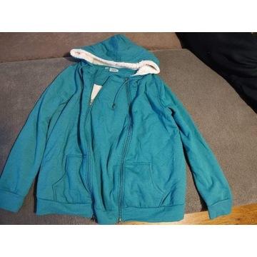 Bluza ciazowa roz 40/42 kolor morski